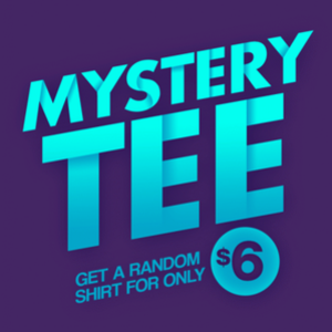 BustedTees: Mystery Tee