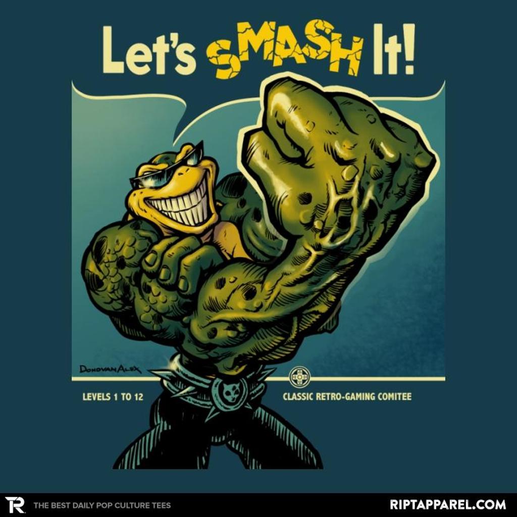 Ript: Rash Can Smash It!
