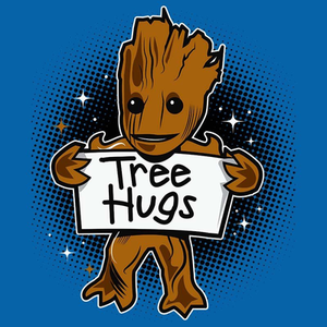 Snappy Kid: Tree Hugs