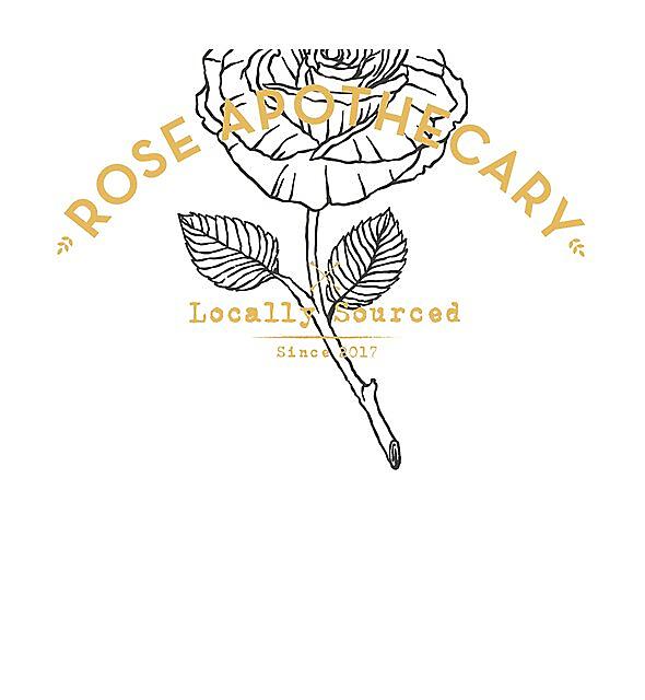 RedBubble: Dark Rose Apothecary