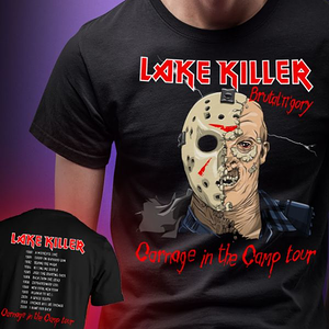 teeVillain: Lake Killer
