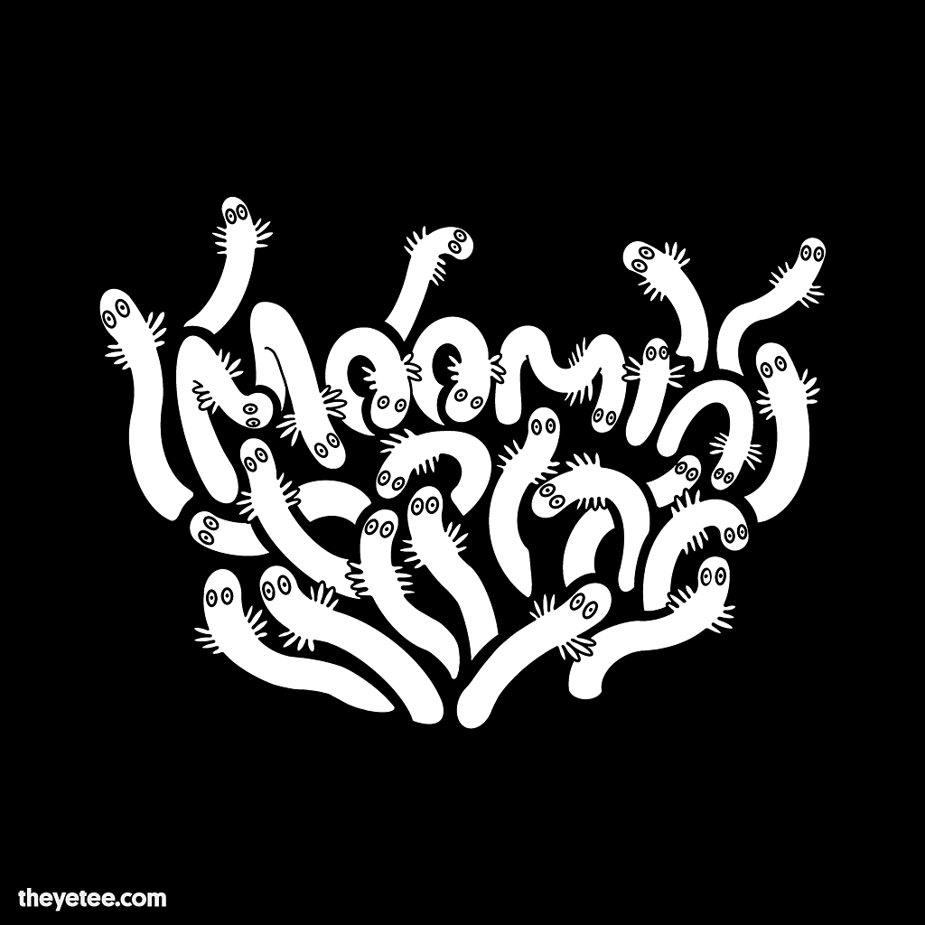 The Yetee: Moomin and the Hattifatteners