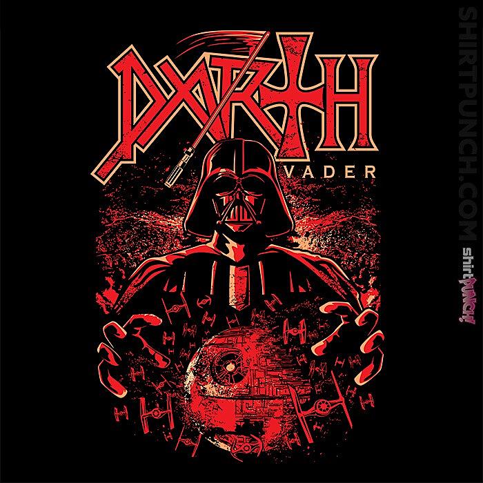 ShirtPunch: Sith Of Darkness