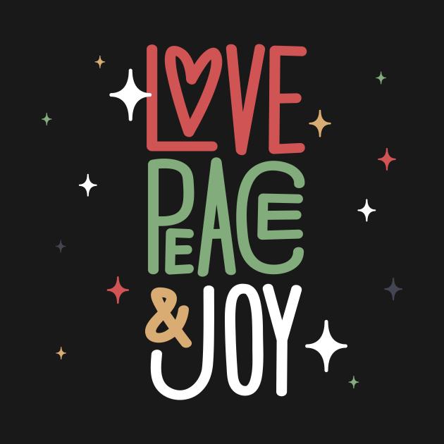 TeePublic: Peace, Joy & Love Shirt, Wishing You Shirt, Christmas Season, Christmas Shirt, Christmas Gift Tee, Holiday Shirt
