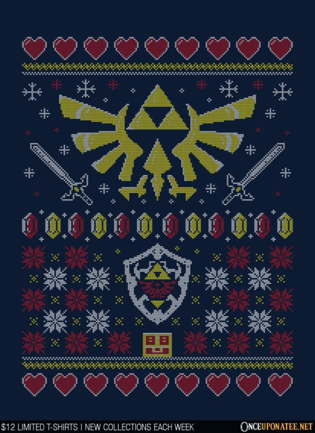 Once Upon a Tee: Ugly Legendary Sweater