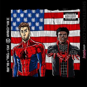 ShirtPunch: Spider-Verse