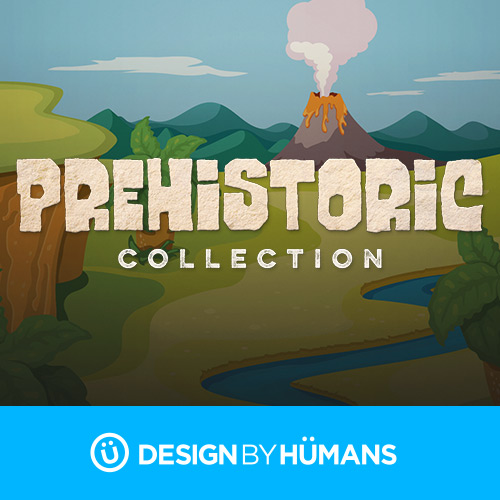 Design by Humans: Prehistoric Collection
