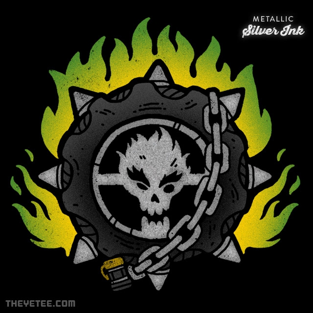The Yetee: FIRE IN THE HOLE!