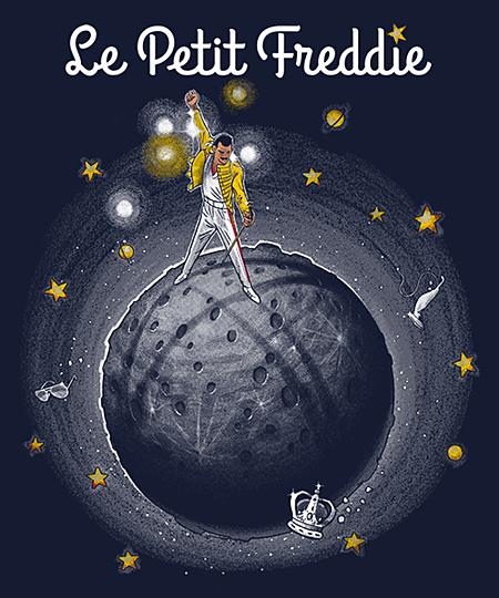 Qwertee: Le Petit Freddie