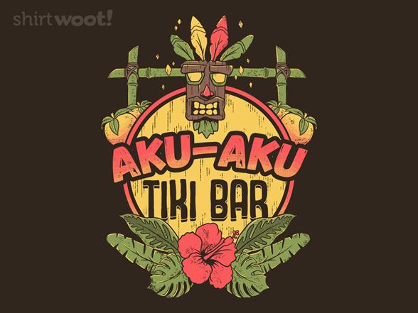 Woot!: Aku Aku Tiki Bar