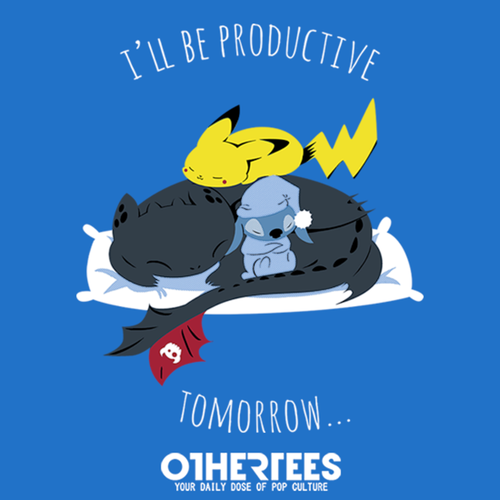 OtherTees: Slumber Party
