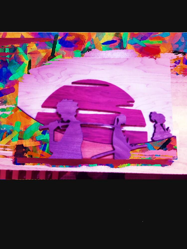 RedBubble: Samurai Champloo Sunrise  fan art