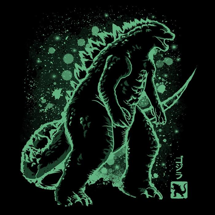 Once Upon a Tee: The Kaiju