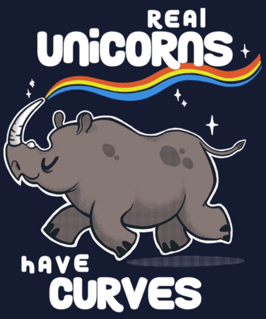 Qwertee: Real unicorns