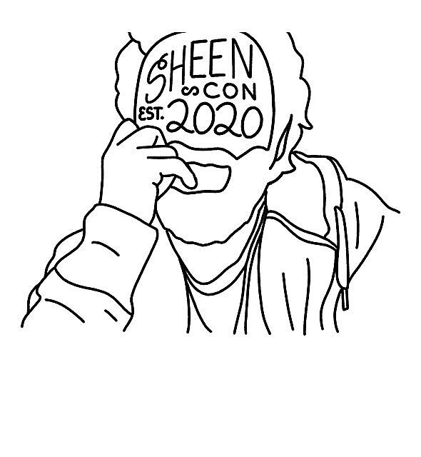 RedBubble: SHEENCON 2020 OFFICIAL LOGO