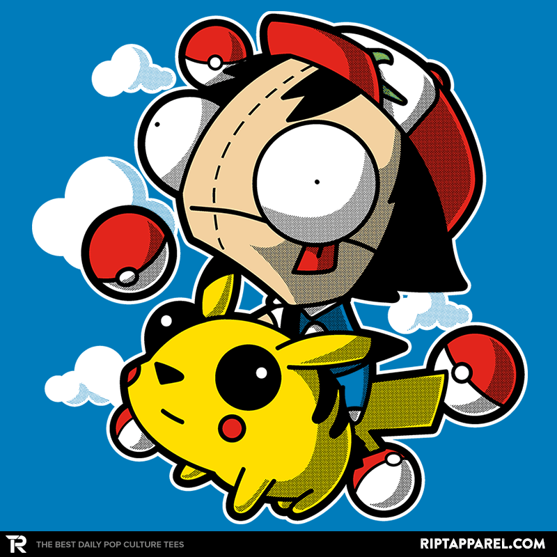 Ript: Invader Pokemon