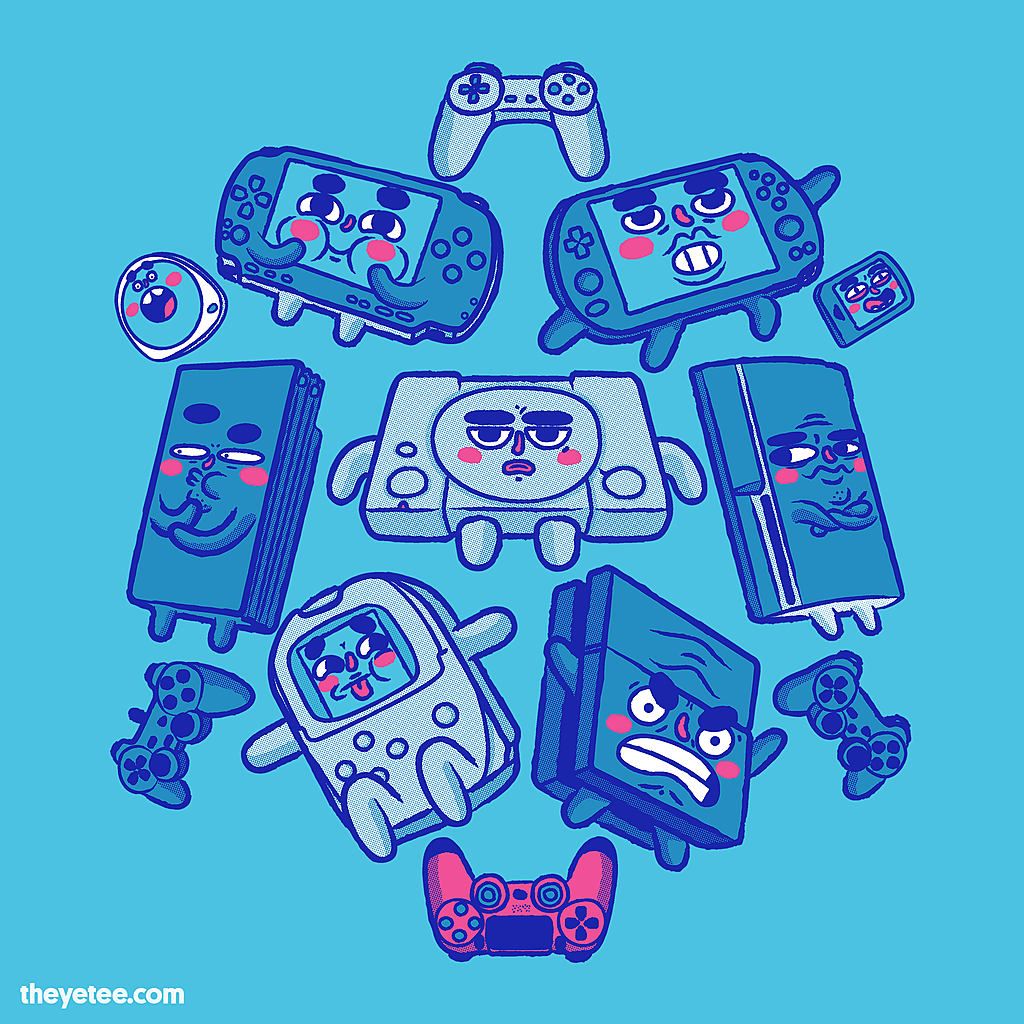 The Yetee: Stations