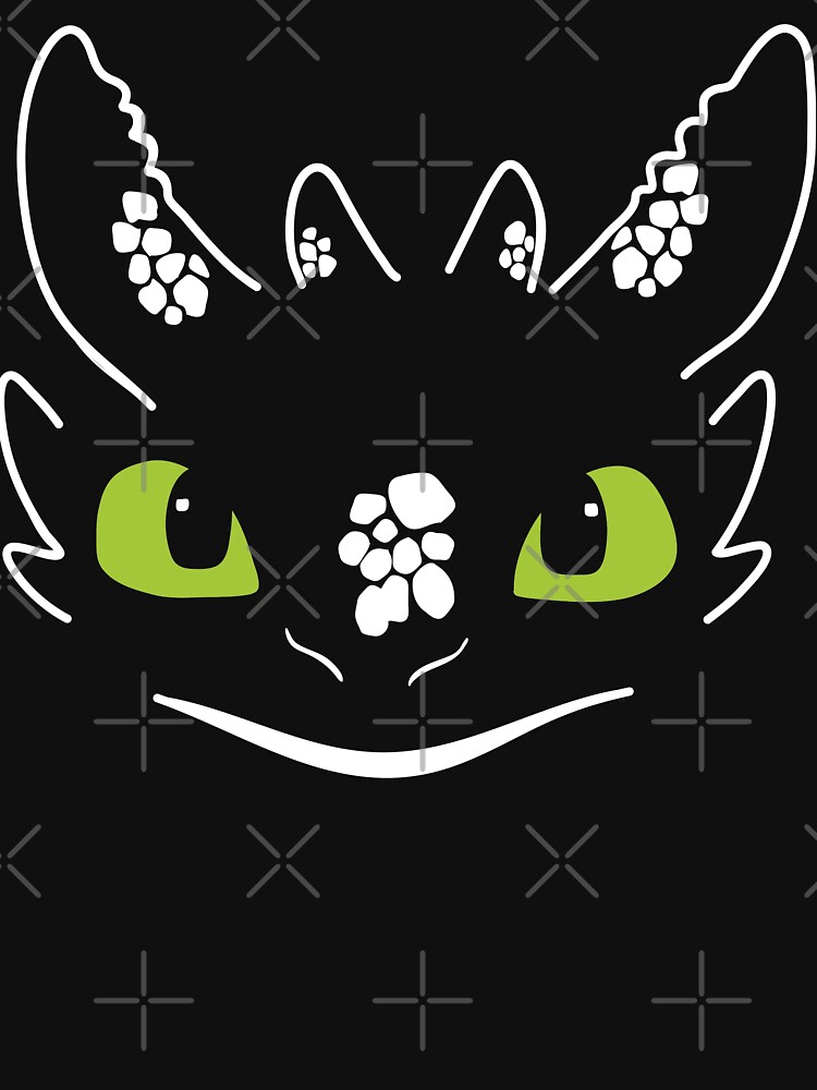 RedBubble: Toothless - Chimuelo