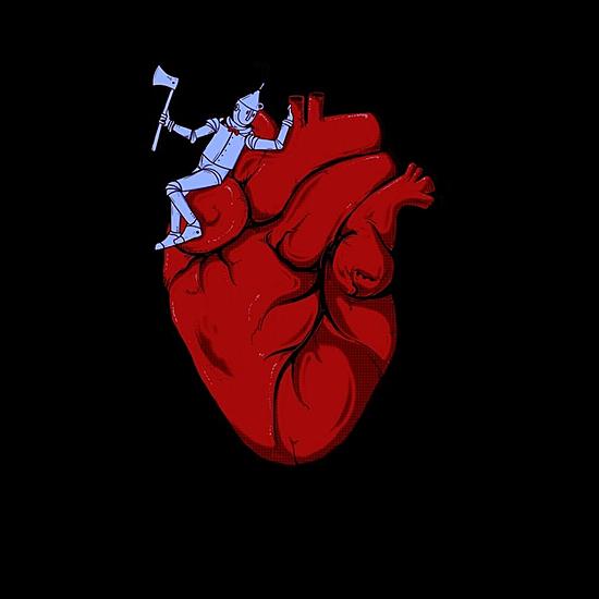 BustedTees: I wish I had a heart