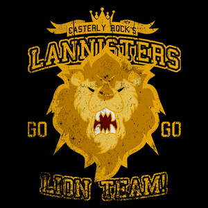 Pop-Up Tee: Lion Team