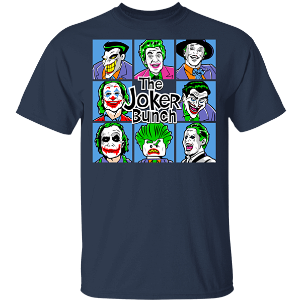 Pop-Up Tee: The Joker Bunch