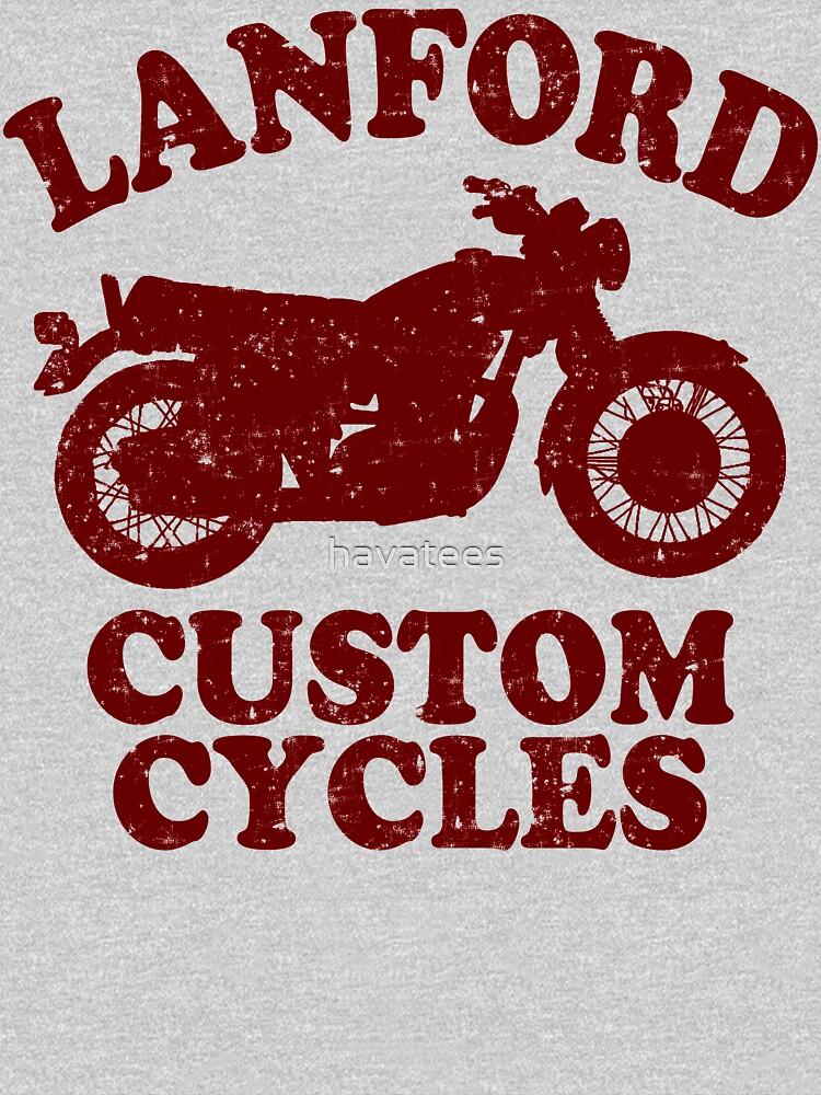 RedBubble: Lanford Custom Cycles
