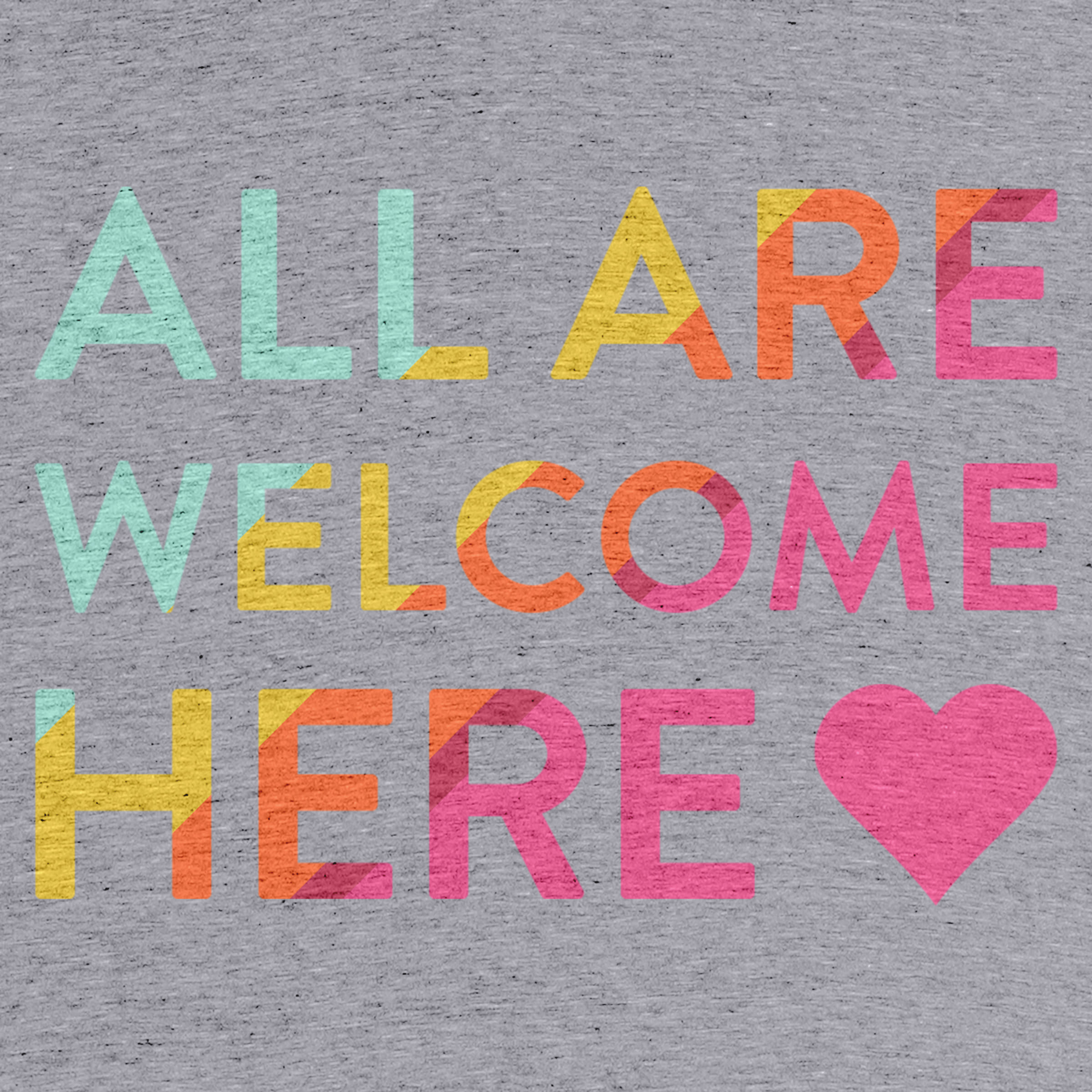 Cotton Bureau: All Are Welcome Here
