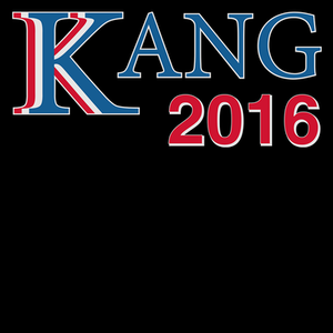 Pop-Up Tee: Vote for Kang