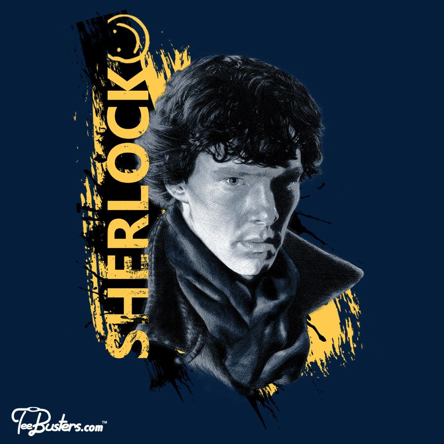 TeeBusters: Sherlock the game is on