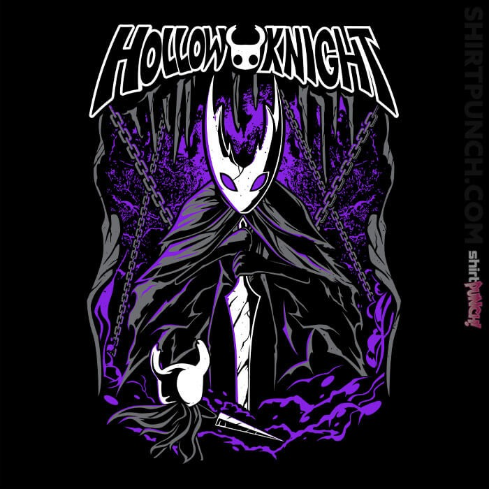 ShirtPunch: Hollowed Out