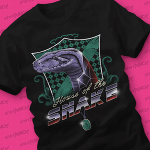 ShirtPunch: House of the Snake