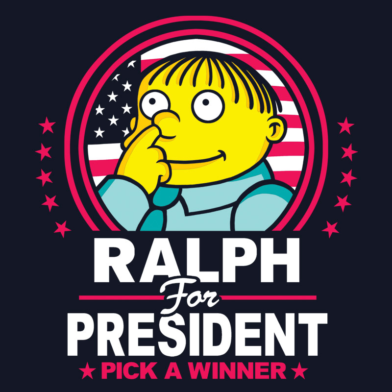 Pampling: Ralph for Prez