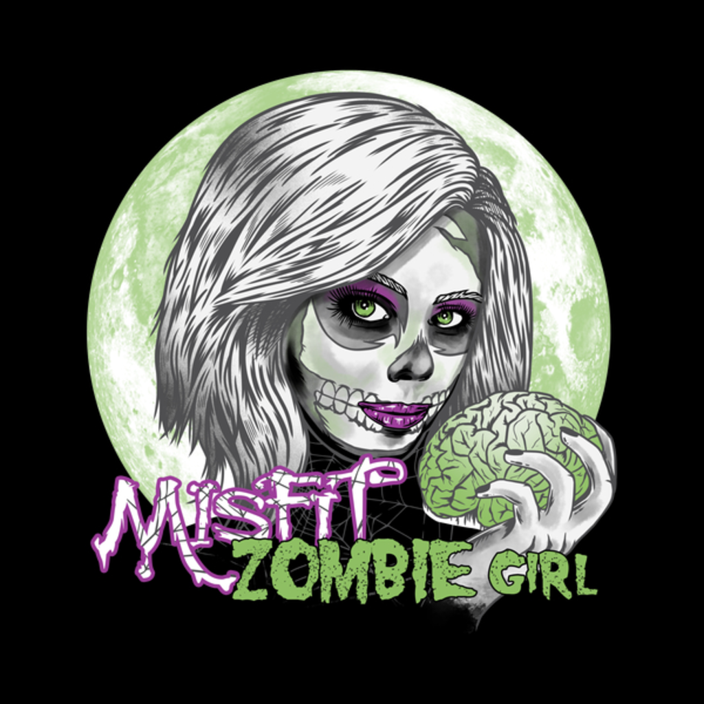 NeatoShop: Zombie Girl