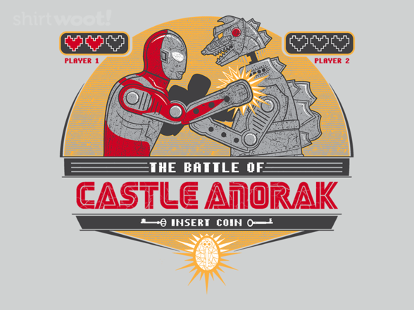 Woot!: The Battle of Castle Anorak