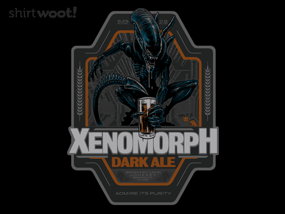 Woot!: Xenomorph Dark Ale