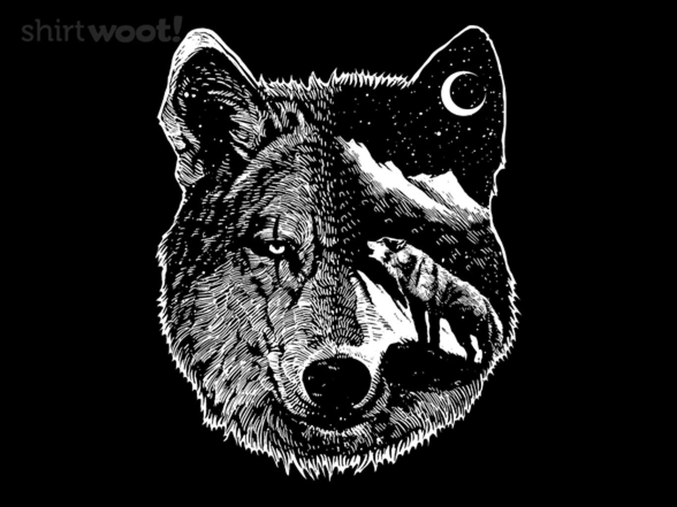 Woot!: Night Wolf