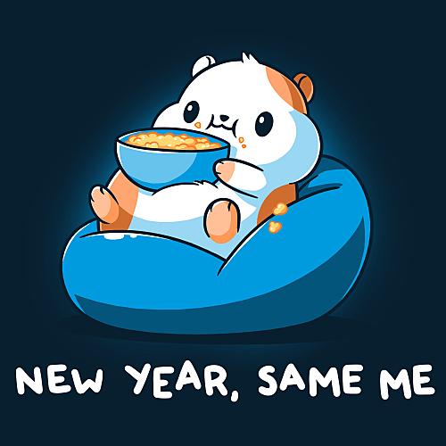 TeeTurtle: New Year, Same Me