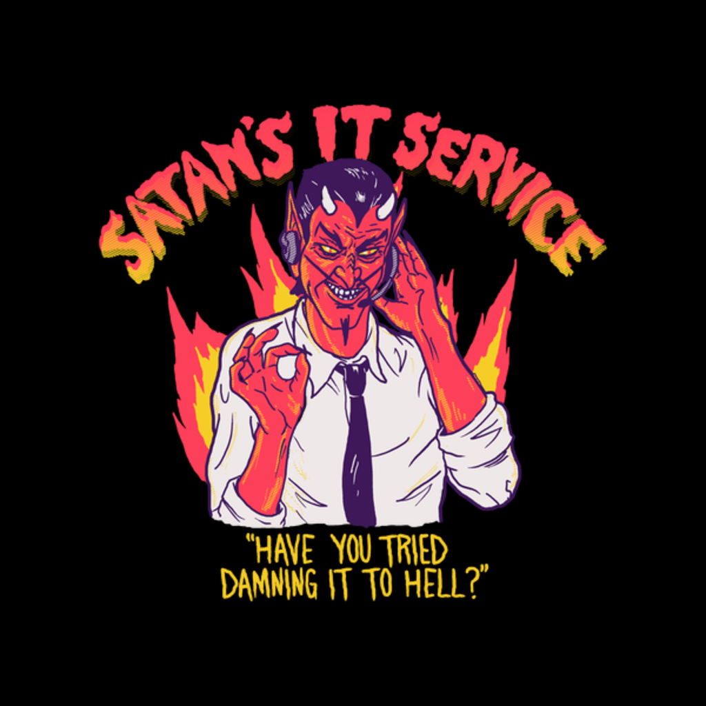 NeatoShop: Satan's IT Service