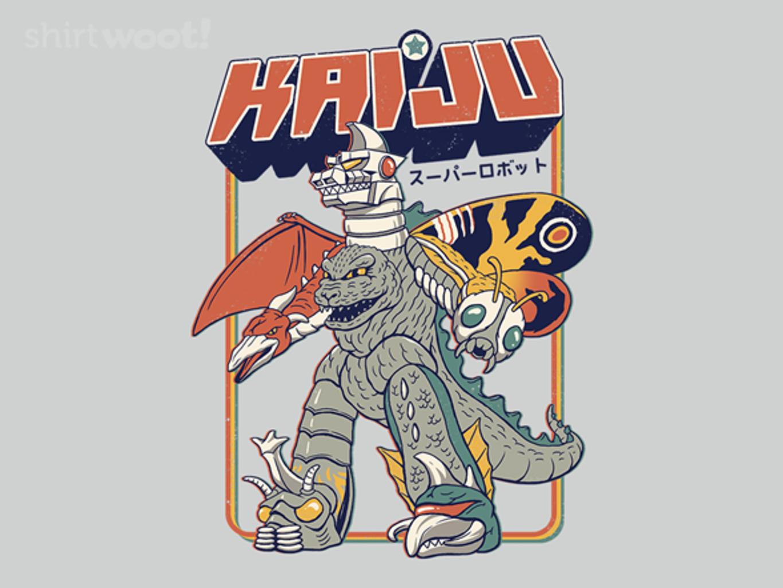 Woot!: Super Kaiju Robot