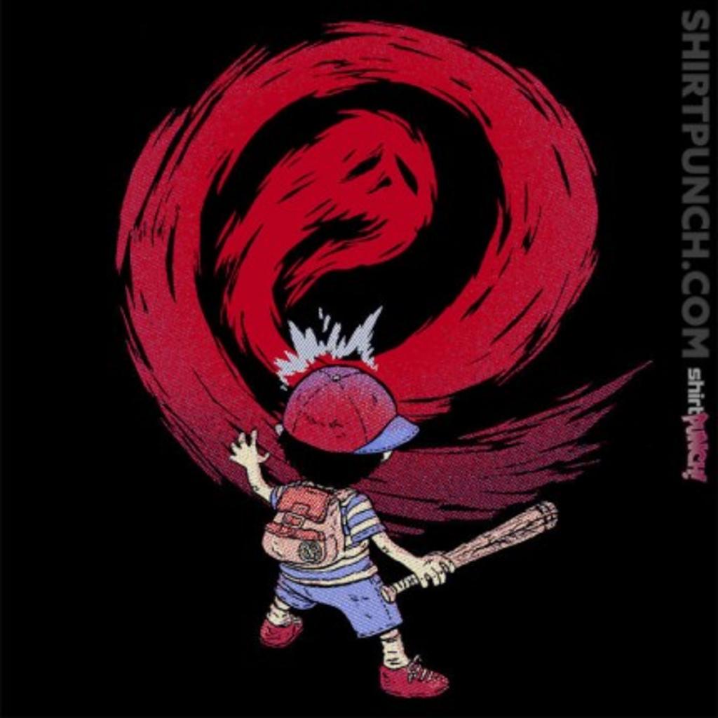 ShirtPunch: Cosmic Destroyer