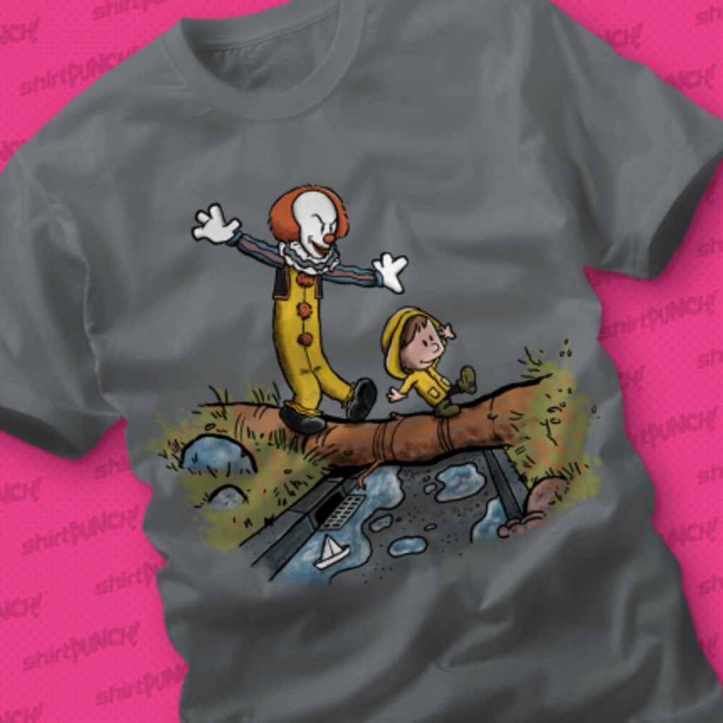 ShirtPunch: Can I Have My Boat
