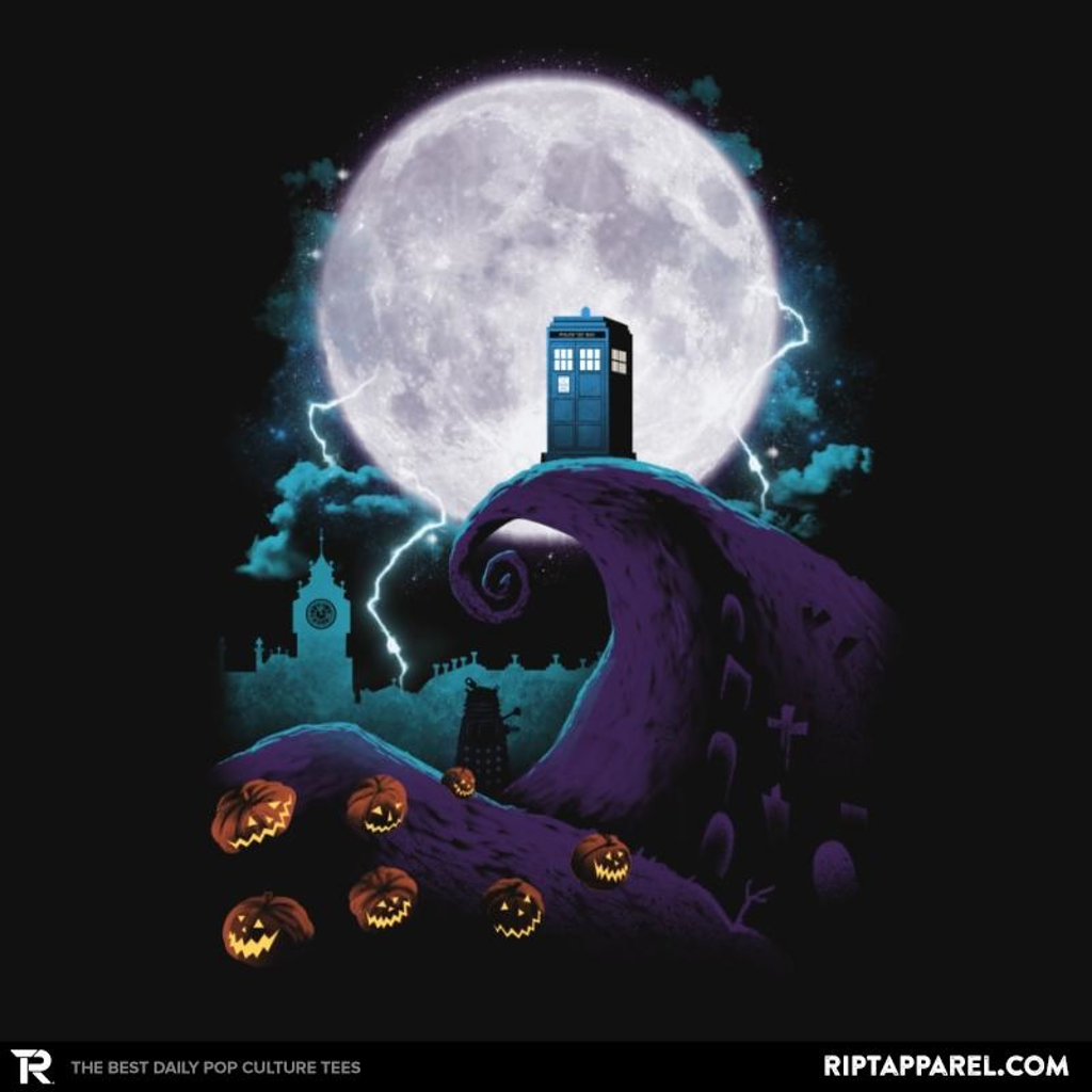 Ript: Tardis and Nightmares