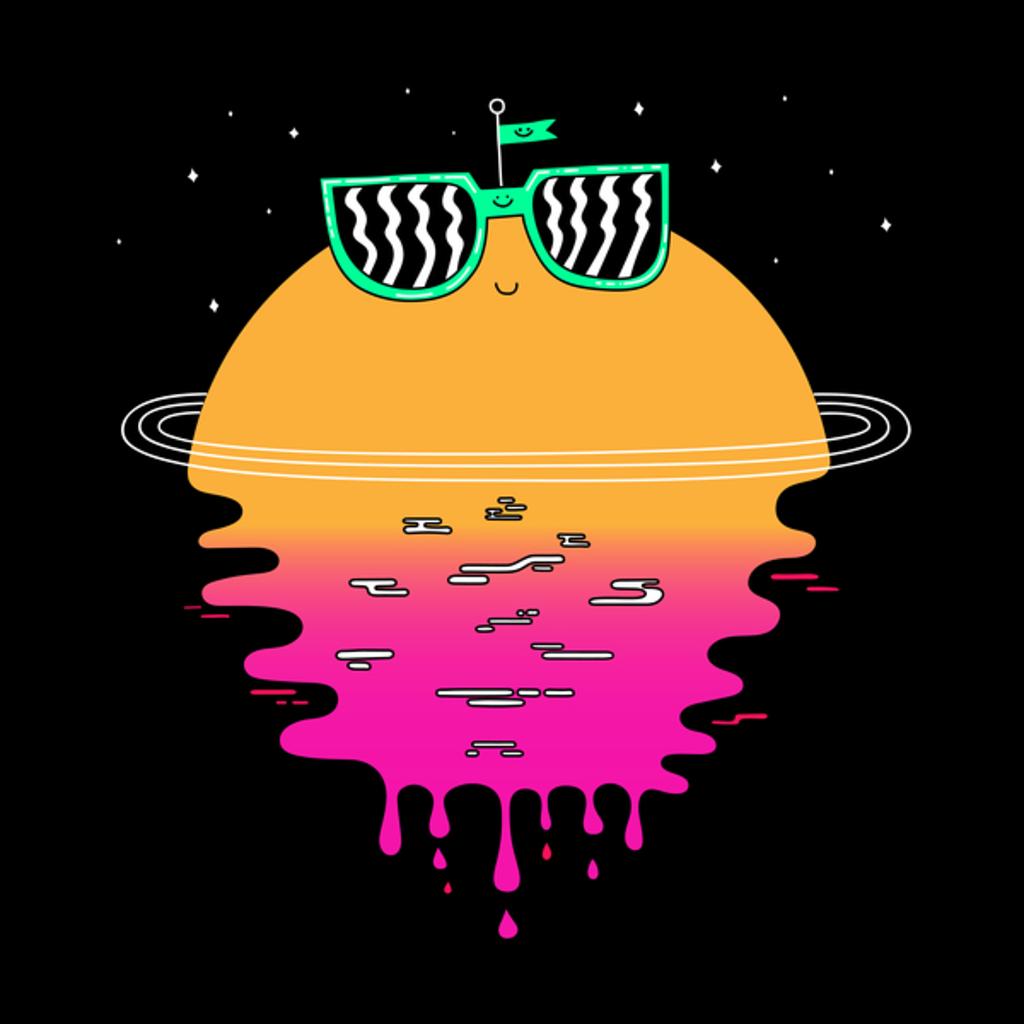 NeatoShop: Happy Sunset - Porky Roebuck