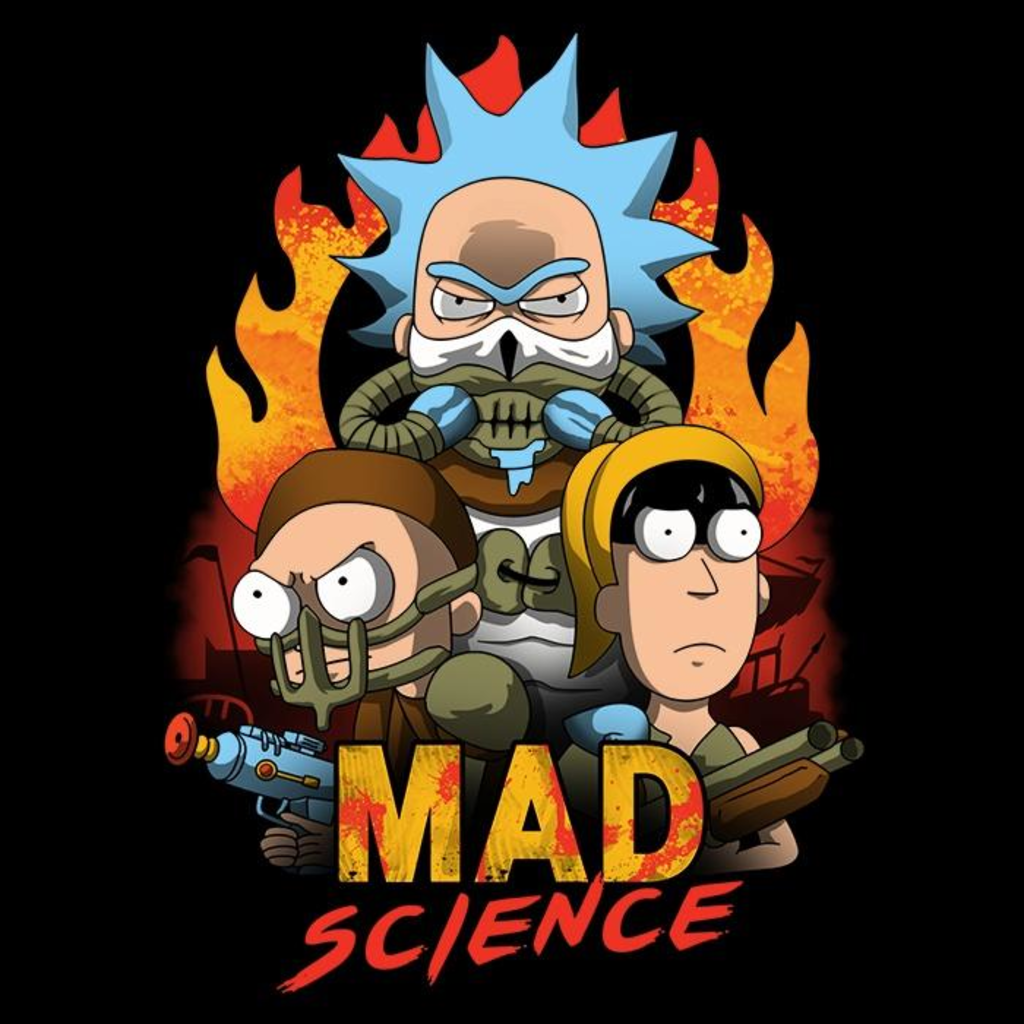 Once Upon a Tee: Mad Science