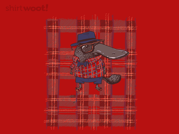 Woot!: Plaid Before it was Cool
