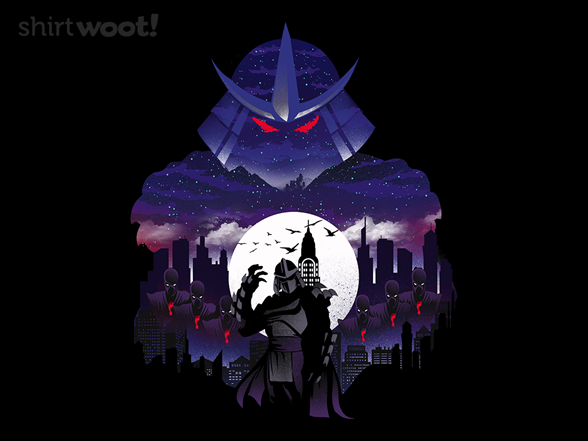 Woot!: The Shredder Night
