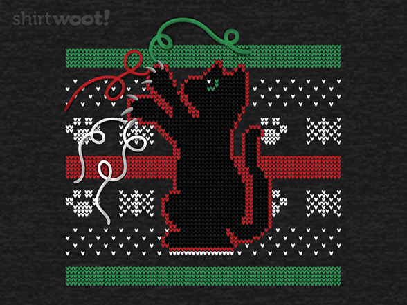Woot!: Meowy Christmas Unraveled
