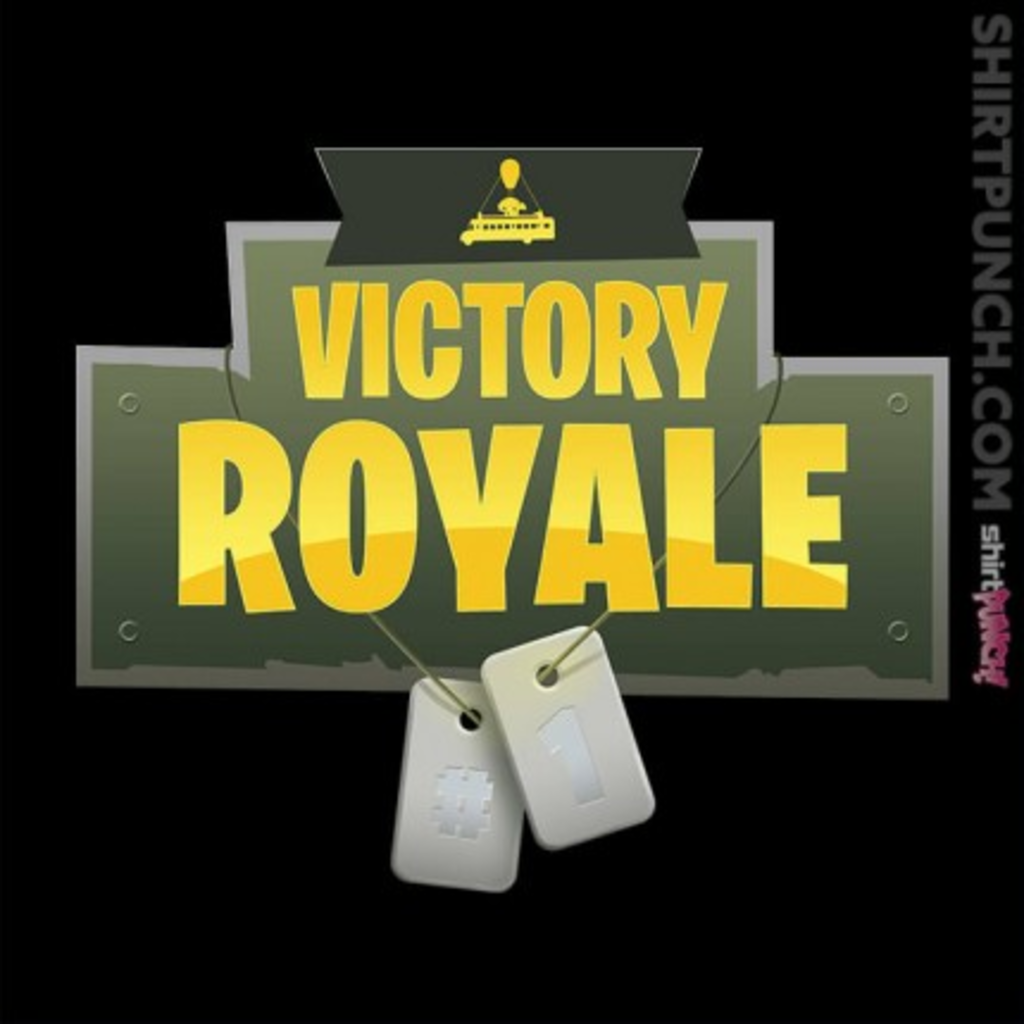 ShirtPunch: Victory Royale