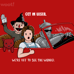 Woot!: Get In Loser