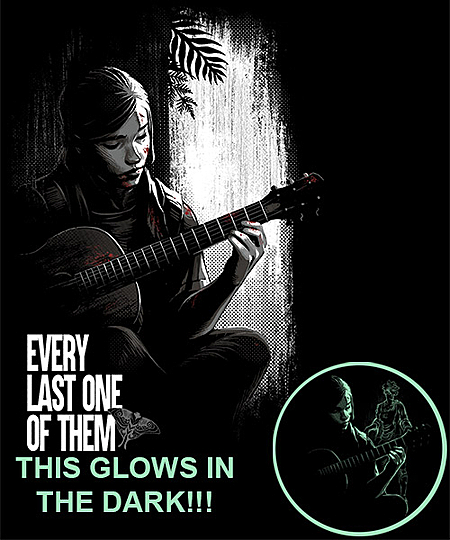 Qwertee: Every last one of them